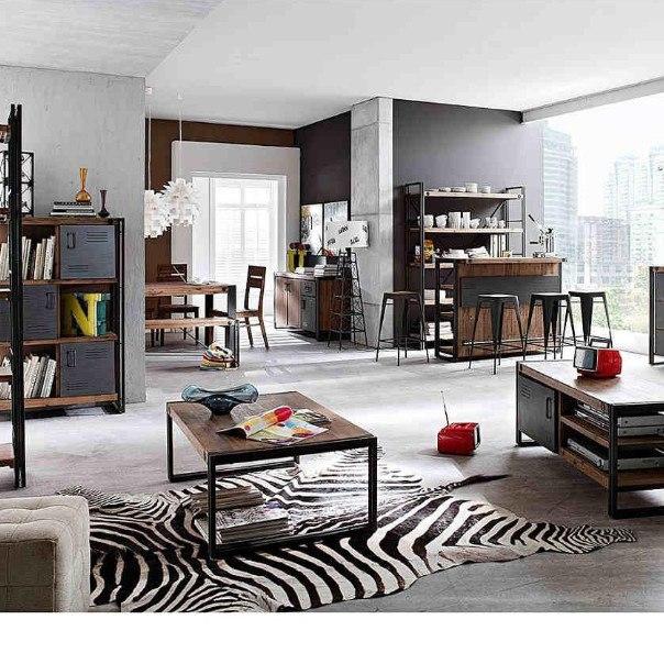 Meubel groothandel industriële meubelen