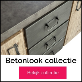 Betonlook collectie